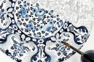 Schrijven en kleuren