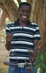 Kunstenaars uit Zimbabwe