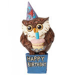 Jim Shore Birthday Owl