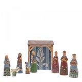 Folklore Nativity Set_