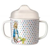 Peter Rabbit beker met drinktuit_