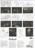 Kleurboek Rembrandt