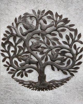 Levensboom met de Wortels 60 cm.