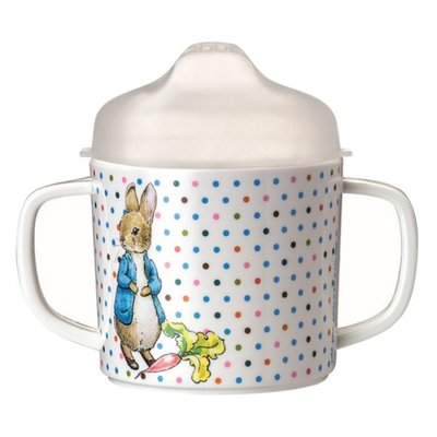 Peter Rabbit beker met drinktuit