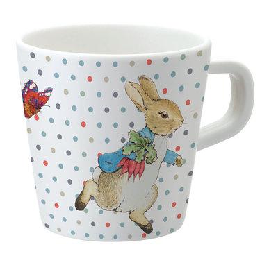 Peter Rabbit beker met oor