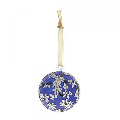 Dogwood Flower hanging ornament