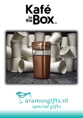 Kafé in the Box groot