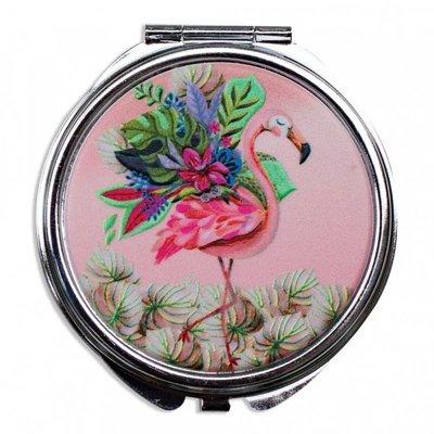 Michelle Allen pillenbox flamingo