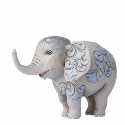 Jim Shore Elephant Mini