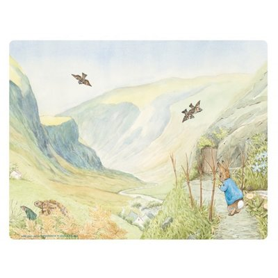 Peter Rabbit placemat