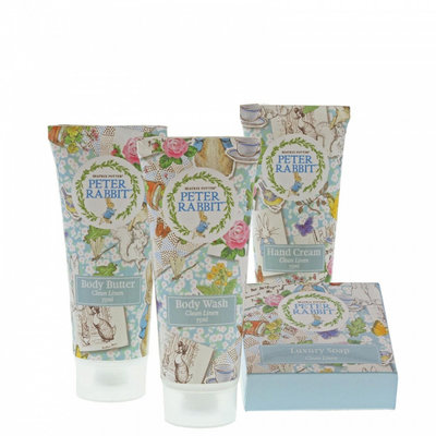 Peter Rabbit Body Care set