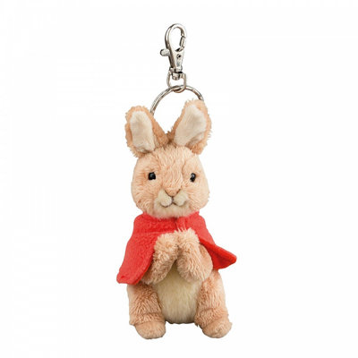 Peter Rabbit Flopsy Keyring