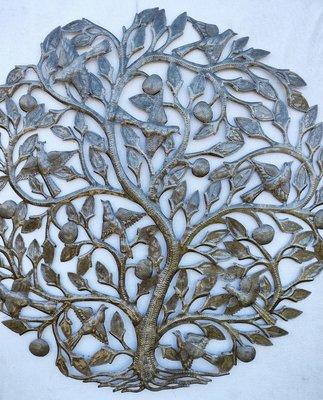 Levensboom met leliebladeren groot