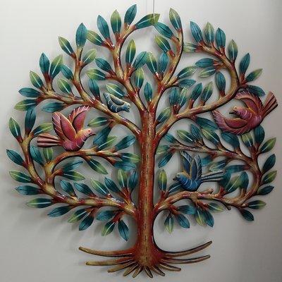 Levensboom in blad gekleurd 60 cm.