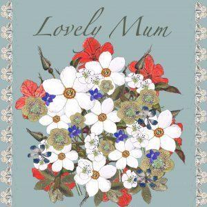 Aardappelkaart Lovely Mum