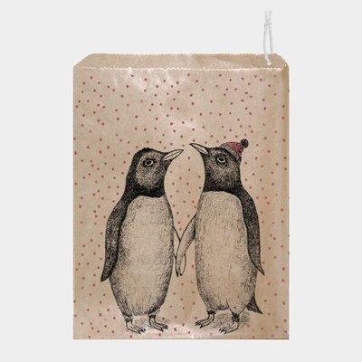 East of India zakje 'Pinguins'