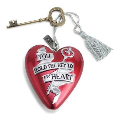 Art hearts Key to my Heart