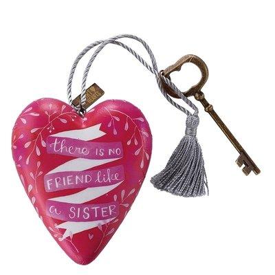 Art Hearts Sisters Heart