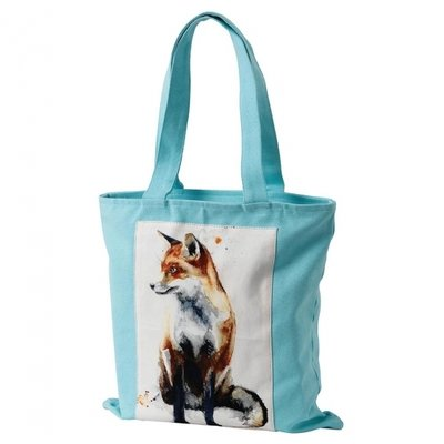Sarah Stokes shopper Fox