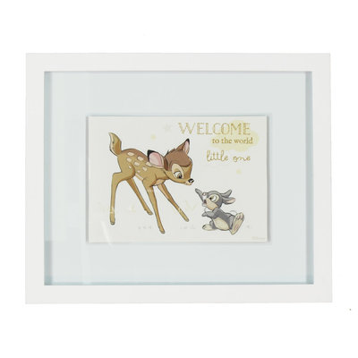 Bambi Welcome Wandlijst