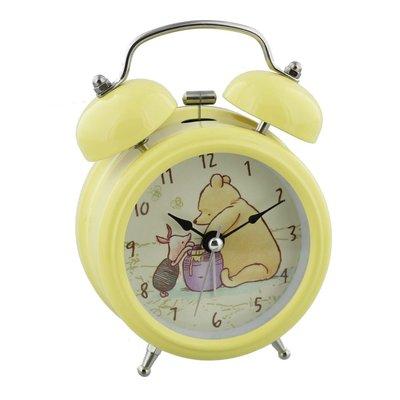 Classic Pooh - Gele wekker - Pooh & Knorretje