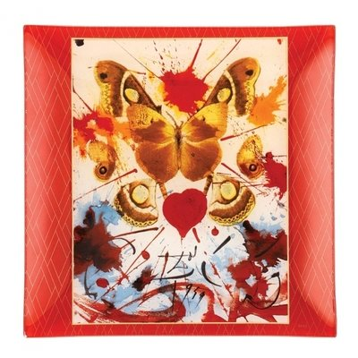 Dalí bord Butterfly Valentine