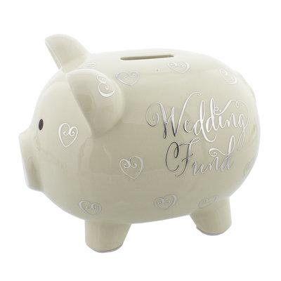 Spaarvarken 'Wedding Fund'