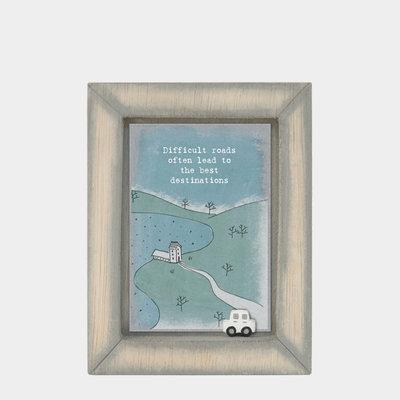 Staand lijstje 'Best Destinations'