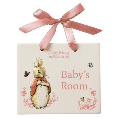 Peter Rabbit Baby's Room rose