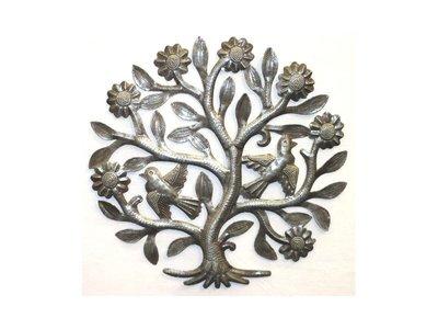 Levensboom Klein met bloemen