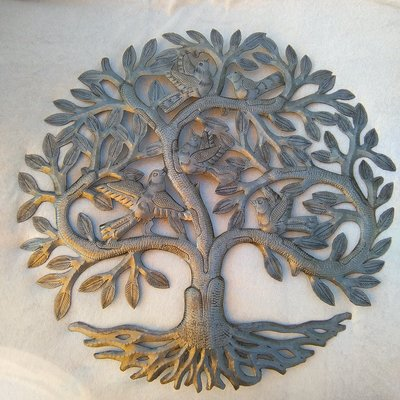 Levensboom 36 cm wortels