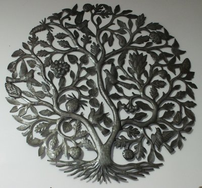 "Levensboom ""Overvloed"""