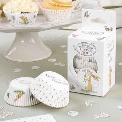 Hazeltje Cupcakevormpjes 100 stuks