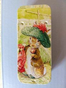 Peter Rabbit mini-blikje Benjamin Bunny