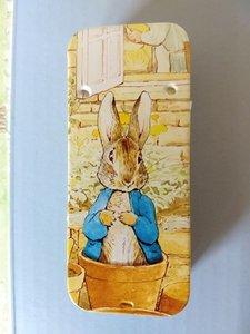 Peter Rabbit mini-blikje Peter in de Bloempot
