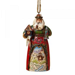 German Santa ( hanging ornament)