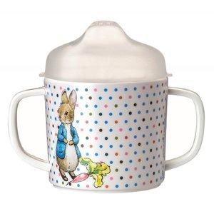 Peter Rabbit beker met drinktuit