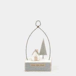 "Miniatuur ""Bless this House"""