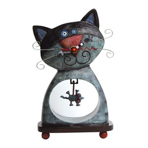 Cat & Mouse Clock