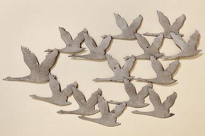 """Wandornament """"Vogels"""""""